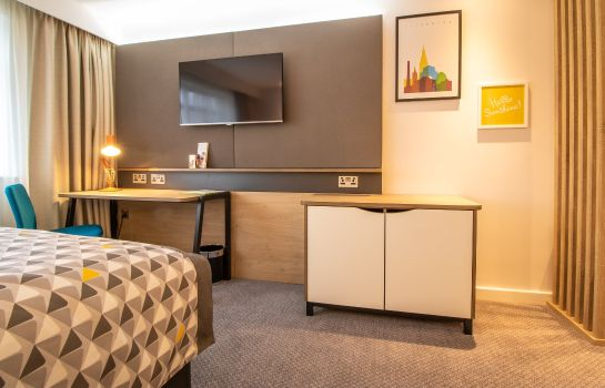 Chambre Holiday Inn LEICESTER - WIGSTON