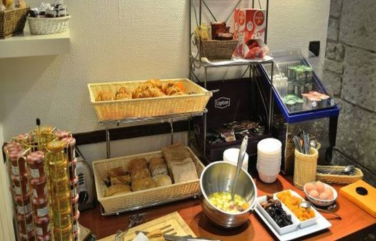Breakfast room Quality Hotel Malesherbes by HappyCulture