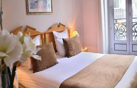 Single room (superior) Quality Hotel Malesherbes by HappyCulture