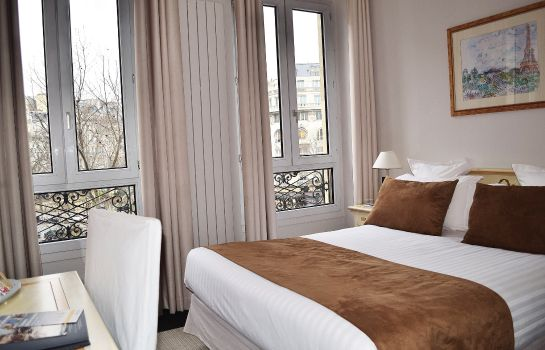 Room Quality Hotel Malesherbes by HappyCulture