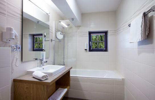 hotel mariasteinerhof günstig bei hotel de, Badezimmer ideen