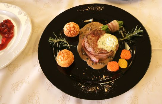 Cucina dell'hotel Theresia
