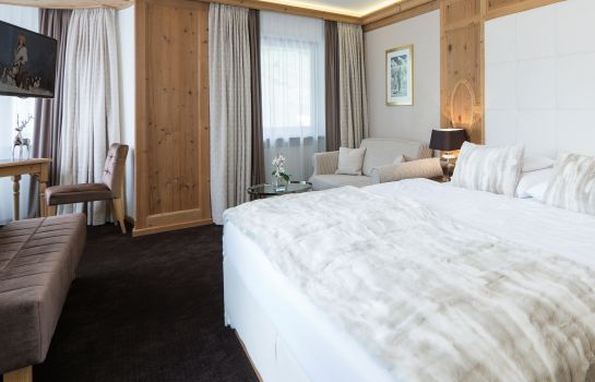 Junior Suite Schlosshotel Ischgl