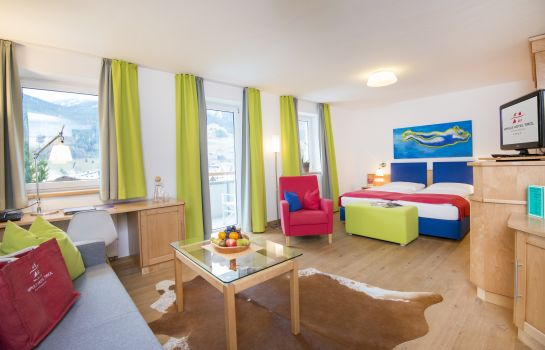 Junior Suite Impuls Hotel Tirol