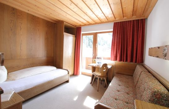 Single room (standard) Mittagskogel Pension