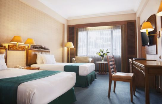 Double room (superior) Grand Quality Yogyakarta