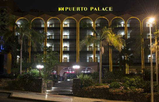 Exterior view Puerto Palace