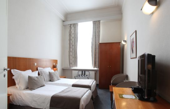 Double room (standard) Theater Hotel Leuven Centrum