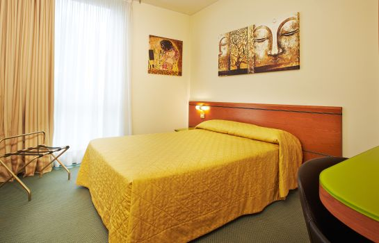 Chambre individuelle (standard) Primhotel
