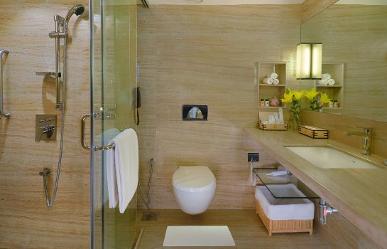 Bathroom Ahmedabad Fortune Landmark  - Member ITC Hotel Group