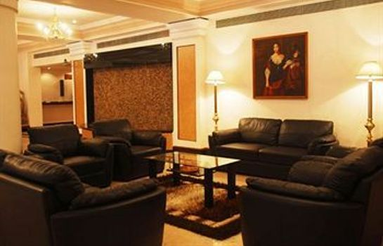 Interior view Hotel Inder Residency
