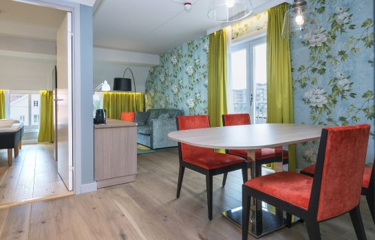 Suite Thon Hotel Tonsberg Brygge