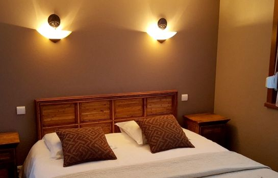Double room (superior) Hotel Les Sapins
