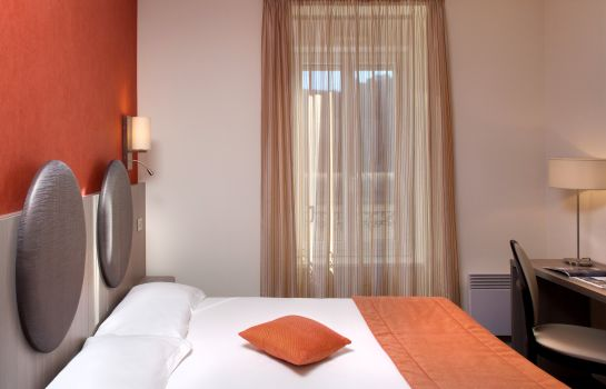 Double room (standard) Citotel Arverna