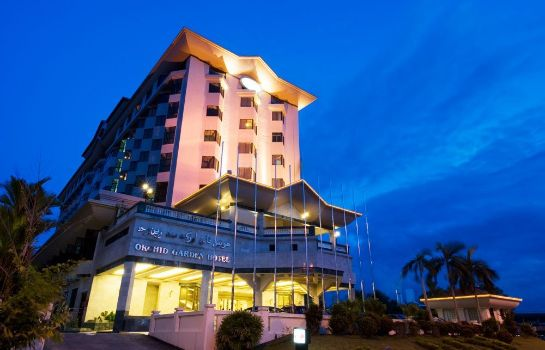 Exterior view ORCHID GARDEN HOTEL