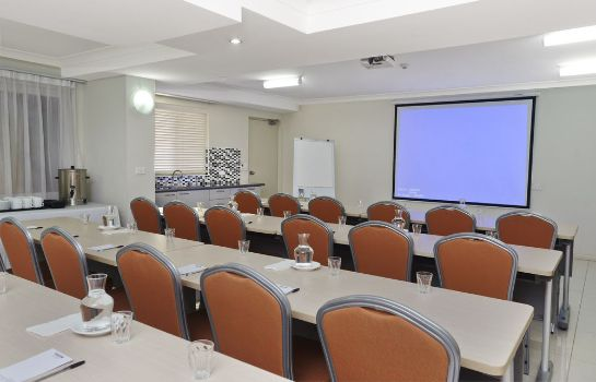 Sala de reuniones Comfort Inn and Suites Burwood