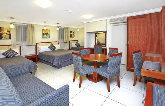 Info Comfort Inn and Suites Burwood