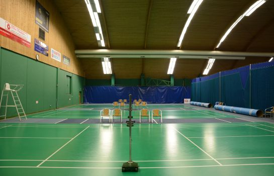 Installations sportives Hotel Tennis Club