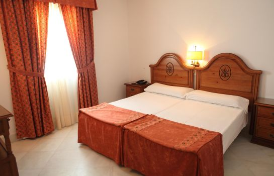 Chambre double (confort) Chaikana Hostal