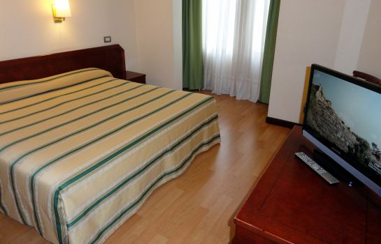 Chambre double (standard) Compostela
