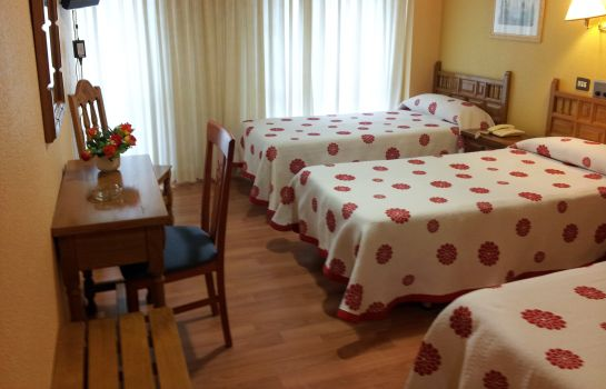 Triple room Canaima