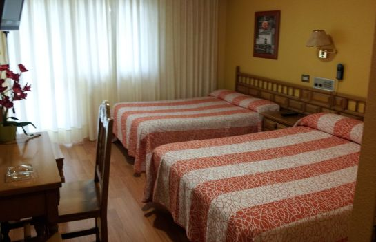 Four-bed room Canaima