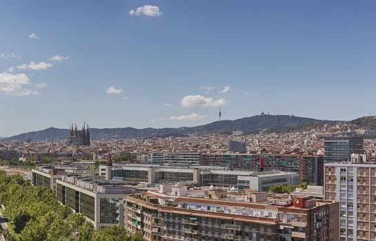 Info Four Points by Sheraton Barcelona Diagonal