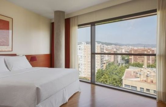 Habitación Four Points by Sheraton Barcelona Diagonal