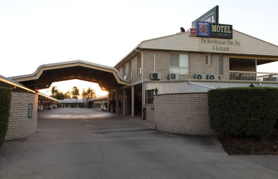 Foto The Jolly Swagman Motor Inn