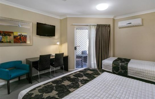 Zimmer Best Western Kimba Lodge Motel