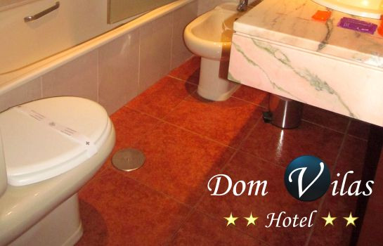 Four-bed room Hotel Dom Vilas
