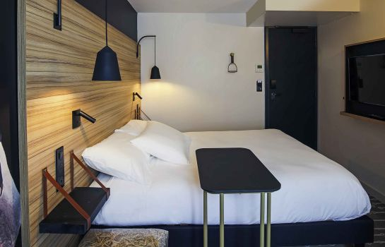 Standardzimmer ibis Styles Laval Centre Gare (Opening May 2017)