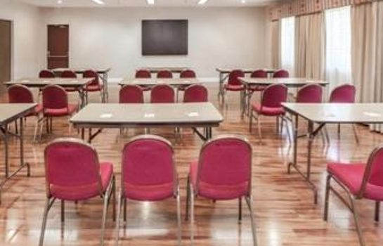 Sala de reuniones DAYS INN AND SUITES SUNNYVALE