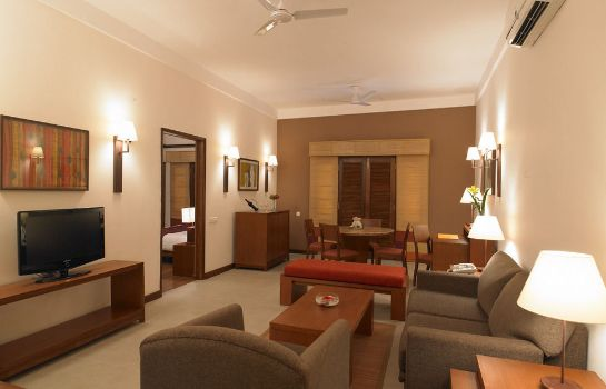 Interior view Angsana Bangalore
