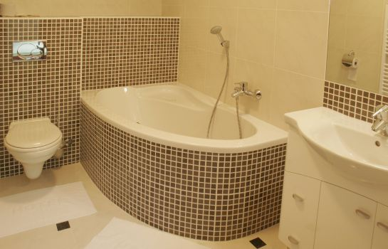 Bagno in camera Barbakan Trnava