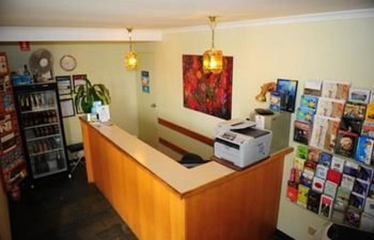 Reception Mildura Plaza Motor Inn