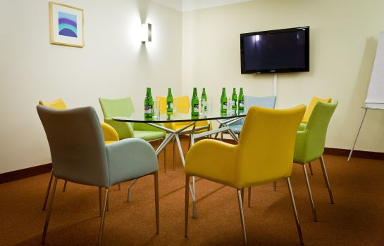 Meeting room Mamaison Residence Belgicka