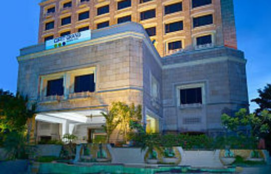 Vue extérieure Grand By GRT Hotels-Chennai