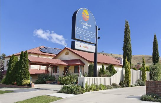 Vista esterna Comfort Inn Sovereign Gundagai