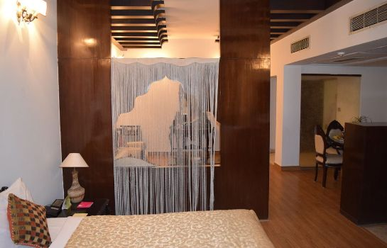 chambre standard The Janpath Hotel