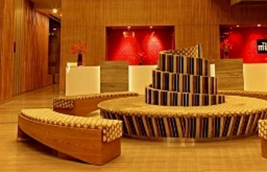Lobby The Metropolitan Hotel and Spa New Delhi