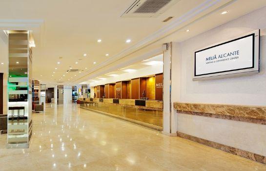 Hotel Melia Alicante Car Parking