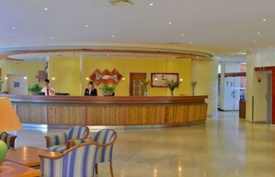Lobby Pestana Delfim Beach & Golf Hotel - All Inclusive
