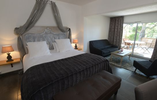Double room (superior) Hotel Font Mourier