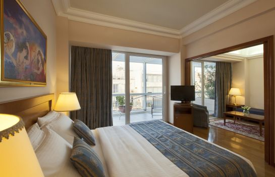 Junior Suite Electra Hotel Athens