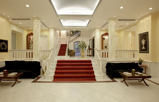 Hotelhalle Theoxenia Palace Kifissia