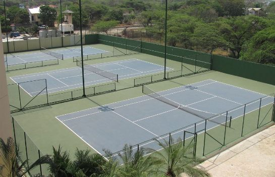 Campo da tennis Zuana Beach Resort