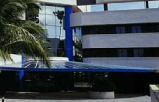 Exterior view Golden Tulip Salvador