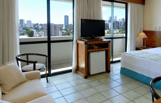 Double room (superior) Golden Tulip Salvador