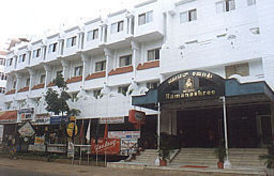 Information Hotel MB International-Palace Side